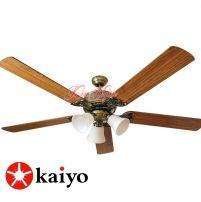 QUẠT TRẦN KAIYO OKA-181 AB (CÓ ĐÈN)