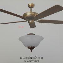 QUẠT TRẦN KAIYO KUKAN KYO-021 (Có đèn)