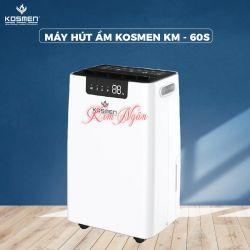 Máy hút ẩm không khí dân dụng Kosmen KM-60S