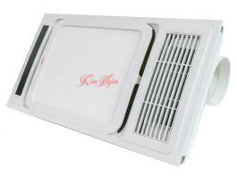 Đèn sưởi nhà tắm âm trần KOHN PT02R