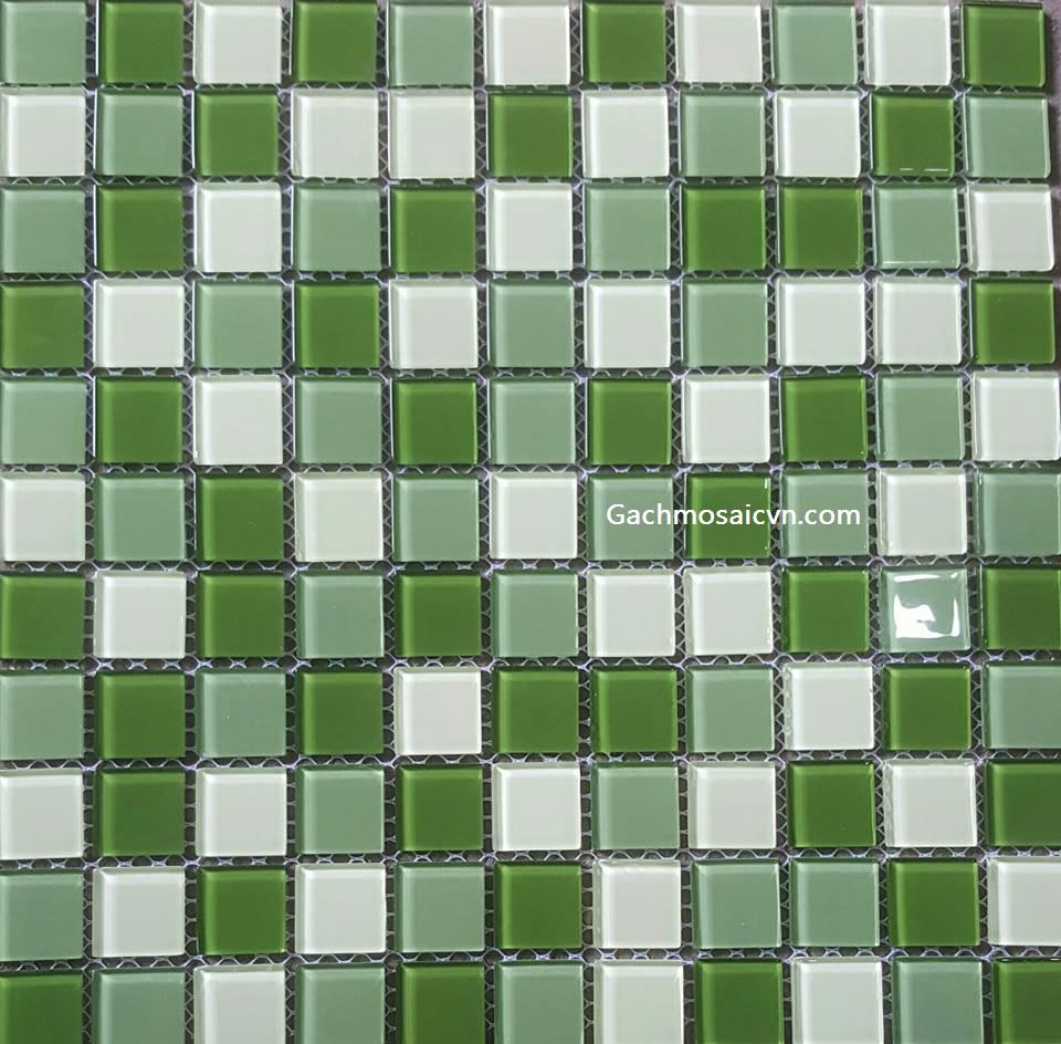 Mosaic Thủy Tinh F028