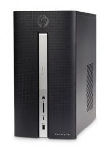 HP Pavilion 570-p012l (Z8H70AA)/G4560/4G/500G/DVDRW/FreeDos/Black