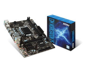 Mainboard MSI E3M WORKSTATION V5 (Chipset Intel C232/ Socket LGA1151)