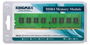 RAM KINGMAX DDR4 8GB bus 2400MHz