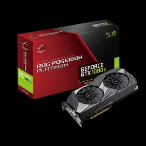 VGA ASUS ROG Poseidon GeForce® GTX 1080 Ti 11GB Limited ( ROG-POSEIDON-GTX1080TI-P11G-GAMING )