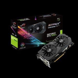 VGA ASUS GTX 1050Ti 4GB ROG STRIX OC Edition(NVIDIA Geforce/ 4Gb/ DDR5/ 128 Bits)