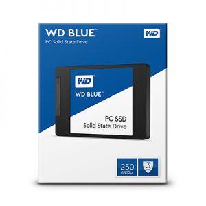Ổ cứng SSD WD Blue 250GB  SATA 2.5 inch