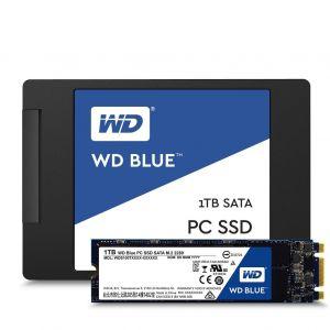 Ổ cứng SSD WD Blue 1TB SATA 2.5 inch