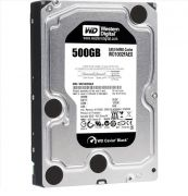 Ổ cứng HDD Western Digital Caviar Black 500GB 64MB cache-7200rpm