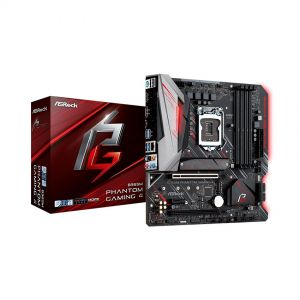 Mainboard ASROCK B365M Phantom Gaming 4 (Intel B365, Socket 1151, m-ATX, 4 khe RAM DDR4)