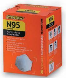 Khẩu trang bảo hộ Proguard HY8810/N95