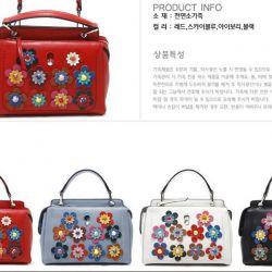 Túi xách nữ Hàn Quốc Luzzi 170834