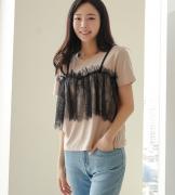 Áo phông,thun Berry Hàn Quốc 270721