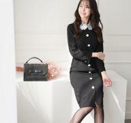 Váy liền thân Codishe Hàn Quốc 201059