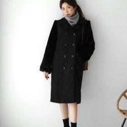 Áo khoác nữ Dahong Hàn Quốc 221069