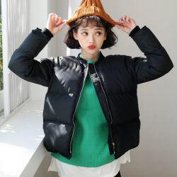 Áo khoác nữ Dahong Hàn Quốc 221076