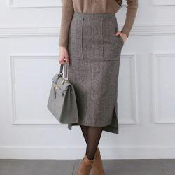 Chân váy cao cấp Codishe Hàn quốc 281086