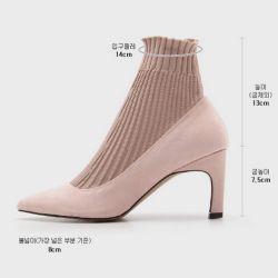 Boots cổ thấp Sovo Hàn Quốc 021171