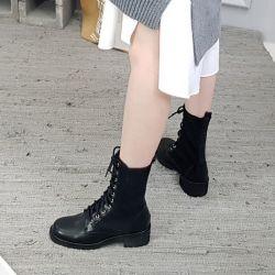 Boots cổ thấp Sovo Hàn Quốc 021176