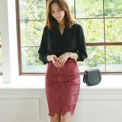 Chân váy Mayddle Hàn Quốc 061185