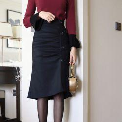 Chân váy Mayddle Hàn Quốc 061187