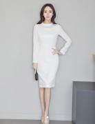 Váy liền thân Cocoavenue Hàn Quốc 111114