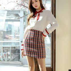 Áo sơ mi Styleonme Hàn Quốc  061263