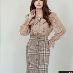 Áo sơ mi Styleonme Hàn Quốc  061264