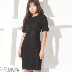 Váy liền thân Flower Hàn Quốc 121252