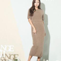 Váy liền thân Flower Hàn Quốc 121253