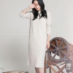 Váy liền thân Flower Hàn Quốc 121255