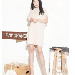 Váy liền thân Flower Hàn Quốc 121256