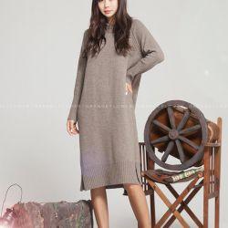 Váy liền thân Flower Hàn Quốc 121257