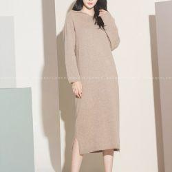Váy liền thân Flower Hàn Quốc 121260