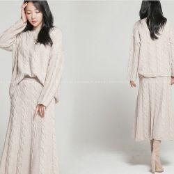 Váy liền thân Flower Hàn Quốc 121262