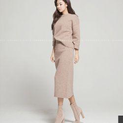 Chân váy Flower Hàn Quốc131286