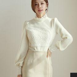 Áo sơ mi Styleonme Hàn Quốc 100150