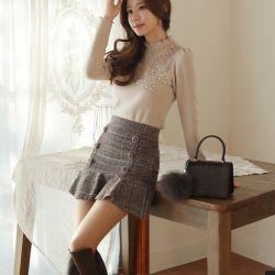 Áo sơ mi Styleonme Hàn Quốc 100153