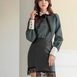 Áo sơ mi Styleonme Hàn Quốc 100157
