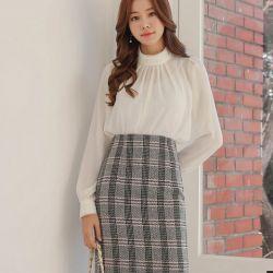 Áo sơ mi Styleonme Hàn Quốc 100160