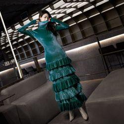 Váy liền thân Dint Hàn Quốc Hàn Quốc 130151