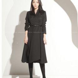 Váy liền thân Flower Hàn Quốc 150154