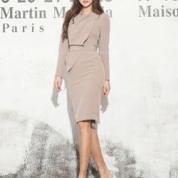 Váy liền thân Flower Hàn Quốc 150157