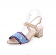 Sandal cao cấp Gabrie 150260