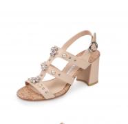 Sandal cao cấp Gabrie 150261