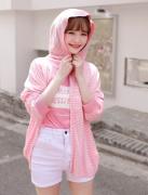 Áo choàng, khoác Fiona Hàn Quốc 210818