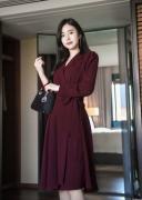Váy liền thân Attrangs Hàn Quốc 50916