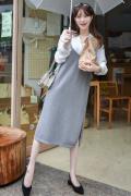 Váy liền thân Attrangs Hàn Quốc 250928