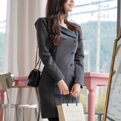 Váy liền thân Attrangs Hàn Quốc 101114