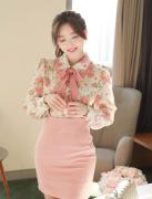 Áo sơ mi Fiona Hàn Quốc 40204